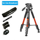 ZOMEI Q111 Tripod Flexible Portable Bracket For Cellphone Anchor Live Broadcast