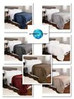 Kirkland Signature Plush Blanket, King, Queen, Choose Color FREE SHIPPING! image