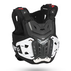NEW LEATT 4.5 MX DIRT BIKE MOTOCROSS ADULT CHEST PROTECTOR BLACK ALL SIZES