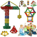 103 pcs Magnetic Sticks Building Blocks Assemble Toys Kids Educational Gift New