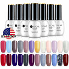 15ml UR SUGAR UV Gel Nail Polish Base Top Coat Glitter Nail Art Gel US Stock