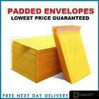 PREMIUM QUALITY POSTAL WRAP GOLD PADDED BUBBLE ENVELOPES BAGS A3 A4 A5