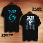 Jinjer Tour North American 2019 Tour Dates T-shirt Tee all size 100% Cotton image