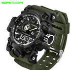 Men Military G Style Sports Watch LED Digital Analog Watches waterproof, Relogio image