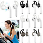 1 Pair Silicone Ear Hooks Earbuds For Apple AirPods AirPod Sports Accessories US