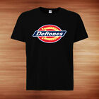 deftones dickies logo T-shirt tee all size 100% cotton image