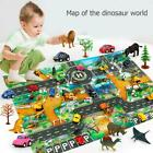 Dinosaur Traffic Road Baby Crawling Play Mat Kids Climbing Floor Game Pad Gifts