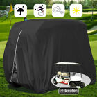 4 Passenger Golf Cart Buggy Cover Waterproof Protector For Yamaha EZ Go Club