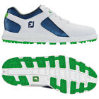 FootJoy Junior Pro SL Spikeless Golf Shoes Kids Waterproof Leather FJ New