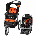 Baby Trend Expedition Jogger Travel System with Baby Car Seat Combo Jogging