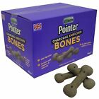 Fold Hill Pointer Charcoal Enriched Biscuit Bones Dog Chew Treats