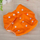 Toddlers Diaper Reusable Baby Kids Nappy Washable Adjustable Size Diaper Comfy