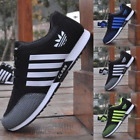 Men's Sneakers Sports Shoes Casual Breathable Outdoor Athletic Running Trainers