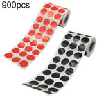 900pcs 2cm Splatter Target Sticker Practice Targets Sticker Repair Patch Tool