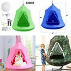 Hanging Tree Tent Waterproof Swing Play House Portable Hammock Chair w/LED Light