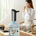 Portable Bottle Water Pump Dispenser Electric Drinking USB Charging Rechargeable