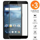 For ZTE Blade X2 Max Full Coverage Tempered Glass Screen Protector