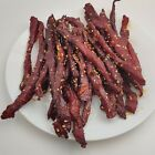 REAL Hickory Smoked_ Pungent and Spicy Beef Jerky sticks_ 100% superior quality