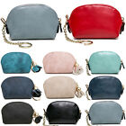 Women PU Leather Small Mini Wallet Pouch Card Holder Coin Purse Clutch Handbag image