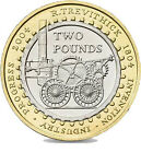 £2 Two Pound Coin Uncirculated And Circulated FDC Stamp Cover Pack BU Royal Mint