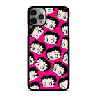 BETTY BOOP FACE COLLAGE iPhone 6/6S 7 8 Plus X/XS XR 11 Pro Max Case Cover $15.9 USD on eBay