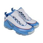 Reebok Iverson Legacy CN8405 Mens Blue Mid Top Athletic Gym Basketball Shoes