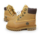 TIMBERLAND 27875 Toddler 6' Vent Tech Boot WHEAT water resistant construction