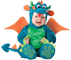 Baby Boys Girls Dragon Mythical Creature Halloween Fancy Dress Costume 6-24M