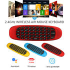 RF 2.4GHz Gyroscope Air Mouse Mini Wireless Keyboard for Android Smart TV Box PC