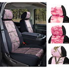 Seat Covers Pink Camo For Jeep Patriot Coverking Custom Fit