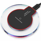 Wireless Charger Charging Pad For iPhone11 Pro Max XS XR Samsung S10 S10E S9 S8
