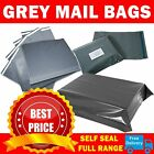Plastic Parcel Bags Mailing Bag Grey Poly Postal Bag Strong Postage Bag Recycled