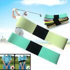 Arm Band Elastic Motion Correction Golf Swing Aid Home Exercise Swing Trainer