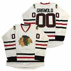 Clark Griswold 00 Hockey Jersey X Mas Christmas Vacation The Movie Jersey White