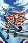 GFT Grimm Fairy Tales | Zenescope Comics | 2019 Armed Forces | Select Opt |