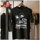 FREESHIP If You Don't Like Kiss My Endzone Betty Boop Dallas Cowboys NFL T-Shirt $21.99 USD on eBay