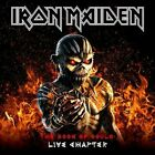 IRON MAIDEN - BOOK OF SOULS: THE LIVE CHAPTER 180 GRAM TRIPLE LP SET BRAND NEW