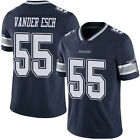 Men's Dallas Cowboys #55 Leighton Vander Esch Stitched Jersey $49.98 USD on eBay