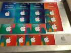 Apple iTunes GIFT CARD NO VALUE