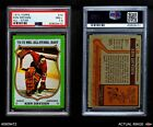 1973 Topps #10 Ken Dryden  Canadiens PSA 7.5 - NM+Ice Hockey Cards - 216