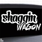 Shaggin' Wagon Mafia Decal Sticker Vinyl Window funny for kia Soul scion XB $15.33 USD on eBay