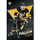 Custom Personalized Evgeni Malkin Pittsburgh Penguins NHL Silk Poster Wall Decor $8.75 USD on eBay