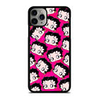BETTY BOOP FACE COLLAGE iPhone 6/6S 7 8 Plus X/XS XR 11 Pro Max Case Cover $20.77 CAD on eBay