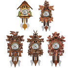 Cuckoo Clock Decorative Wall Clock with Quartz Movement Novelty Gift Home Cafe