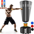 Kyпить Free Standing Punch Bag Heavy Duty Punching Boxing Bag w/ Suction Cup Base Kick на еВаy.соm