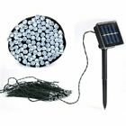 10-100M LED String Fairy Lights Mains Plug In Solar Battery Bedroom Garden Decor