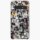 The KING, Elvis Presley collage Phone Case For Samsung Galaxy S 8 9 10 Plus