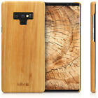 Natural Bamboo Wood Case Cover for Samsung Galaxy Note 9