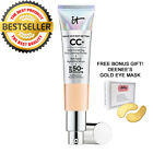 IT Cosmetics CC Cream Skin Care Concealer Makeup Face Moisturizer (PICK SHADE)