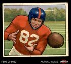 1950 Bowman #32 Ray Poole Giants-FB Mississippi / North Carolina 5 - EX $25.0 USD on eBay
